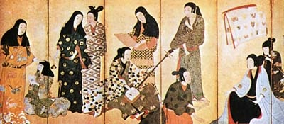 Medieval japan home for Art culture and cuisine ancient and medieval gastronomy